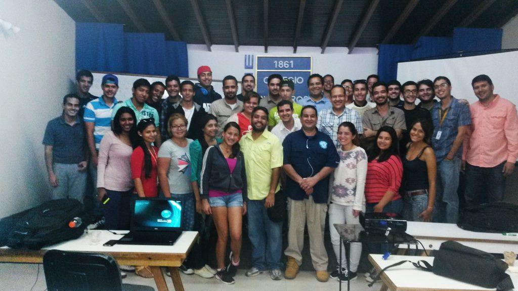 Cierre del Curso Informática Forense Margarita 2016