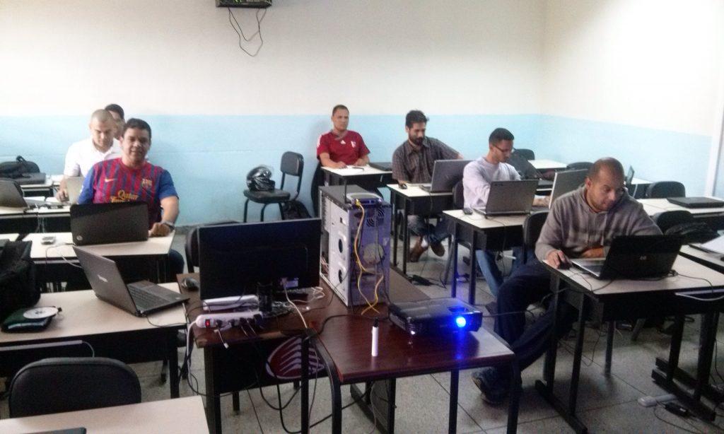 Finaliza con Exito el Curso  Pentester en las Instalaciones de la UC
