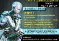 3 Curso Informatica Forense (CARACAS 2016) EN EL COLEGIO DE INGENIEROS DE VENEZUELA