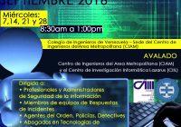 3 Curso de Pentester Caracas 2016 (Metasploit y Nmap)