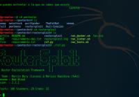Routersploit, Analiza tu Router en Busca de Vulnerabilidades y Lanza el Exploit