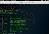 WPSeku es un Escáner de Vulnerabilidades Orientado a WordPress