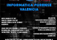 Inscripciones Abiertas Curso Informática Forense (Carabobo)
