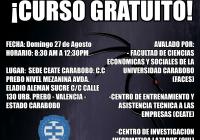 Abiertas las Inscripciones al Curso Gratuito   Básico de Kali Linux (CARABOBO)