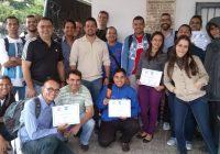 Finalizado con Exito Curso Pentester Maracay (Aragua 2017)