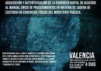 Adquisición de la Evidencia Digital  (CARABOBO-2017)