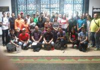 Finalización Curso Pentester Caracas 2017 Venezuela