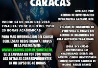 Curso Osint Caracas Julio 2018 (Presencial)