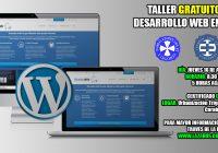 Taller GRATUITO presencial Básico de WordPress