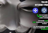 Taller Internet Profunda , (Una mirada al lado mas oscuro de Internet).