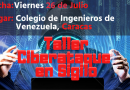 Taller Ataque en Sigilo (CARACAS 2019)