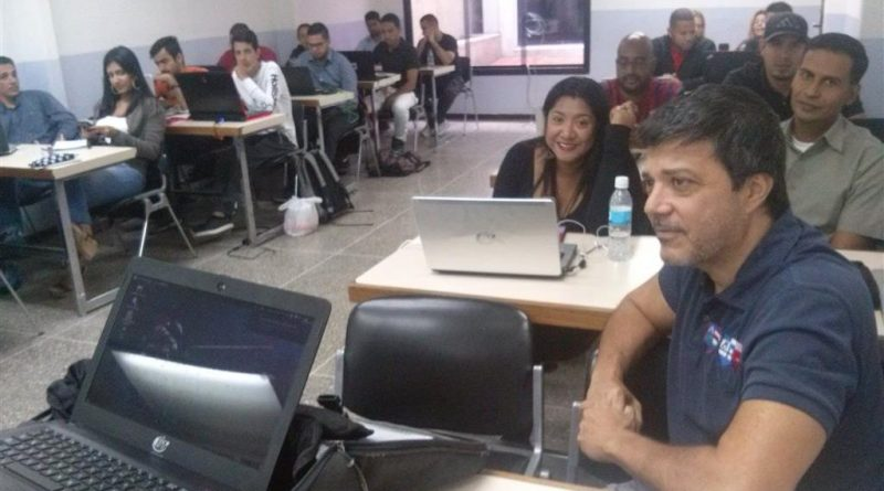Finalización del Curso Presencial de Informática Forense Caracas 2019