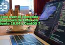 Cómo usar el comando Shutdown de Linux en Ubuntu 18.04 y CentOS 7