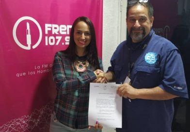 Programa INTERNET DE LAS COSAS , Creada Alianza Estratégica Comunicacional con la ORGANIZACIÓN LAZARUS