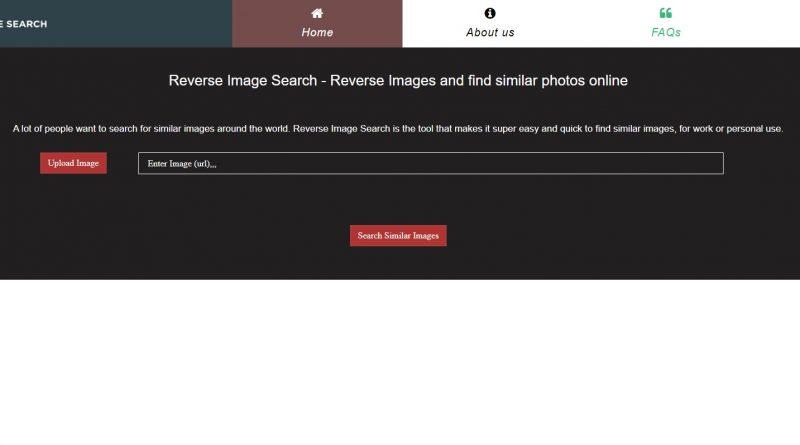 búsqueda inversa de imágenes