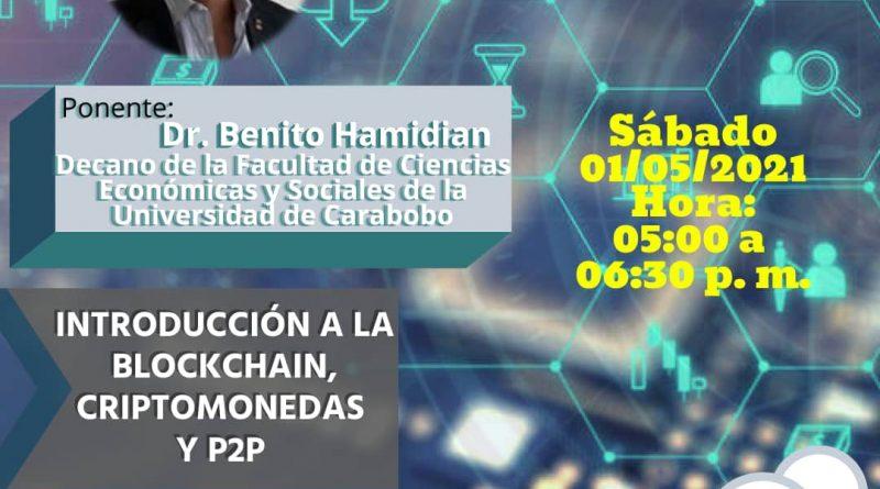 Introducción a la Blockchain, Criptomonedas y P2P